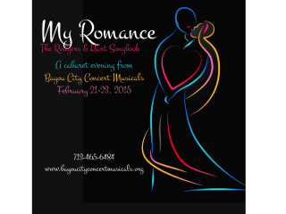 """Bayou City Concert Musicals presents """"My Romance: The Rodgers & Hart Songbook"""""""