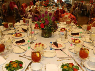 "Third Annual ""A Time to Care"" Luncheon benefiting The Rose presented by Comerica"