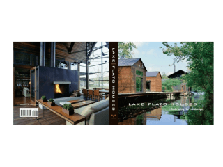 """Architecture Center Houston Authors in Architecture: """"<i>Lake