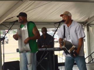 2015 Big Squeeze Houston Zydeco Showcase