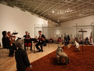 """Musiqa Loft Concert at CAMH: """"Double Life"""""""