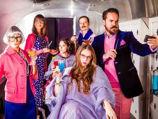Kitchen Dog Theater presents Wilde/Earnest