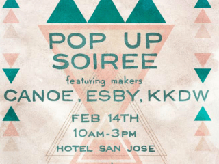 Hotel San Jose_Pop-up Valentine's Soiree_2015