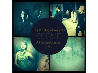 The Pin Show presents Scene