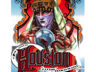 Second Annual Houston Tattoo Extravaganza
