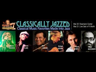 Open Classical presents Classically Jazzed