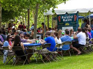 Buffalo Bayou Partnership's 2015 Bayou Bash