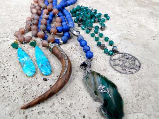 Nadine Boutros jewelry
