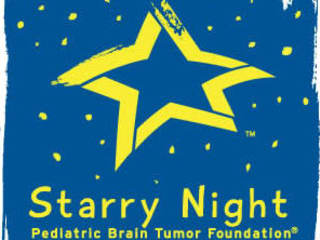 Pediatric Brain Tumor Foundation Starry Night