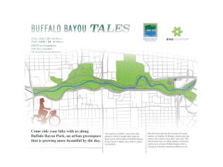 Buffalo Bayou Tales