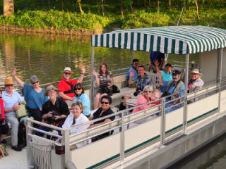 Buffalo Bayou Partnership Second Saturday Boat Ride