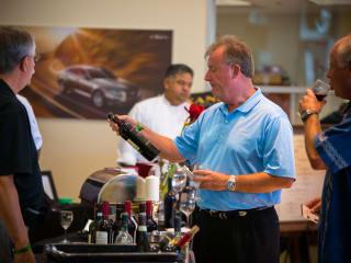 "Wine & Food Week 2015: ""It's A Guy Thing"""