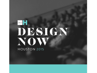 Printing Museum opening reception: Design Now: Houston