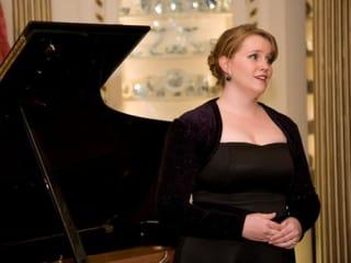 Houston Grand Opera Studio Spring Recital at Rienzi