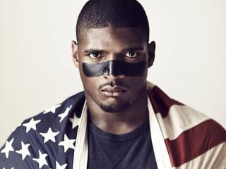 Michael Sam of the Dallas Cowboys
