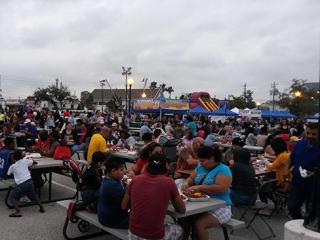 Fifth Annual Kemah Crawfish Festival