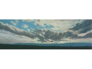 Dennis Blagg - Desert Horizon