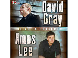 David Gray and Amos Lee