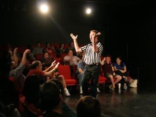 Fourth Annual Houston Improv Festival