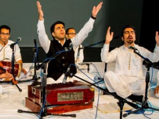Asia Society Texas Center presents Riyaaz Qawwali