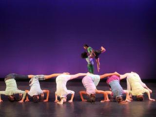 University of Houston School of Theatre & Dance presents Ensemble Dance Works