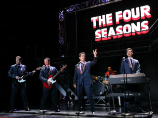 Cast of Jersey Boys