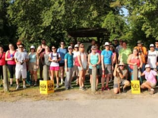 "Bayou City Outdoors hosts ""A Walk in the Woods"""