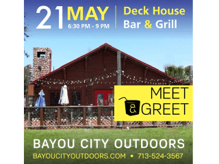 "Bayou City Outdoors hosts ""Meet and Greet"""