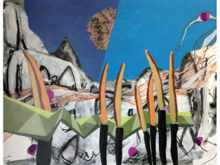 Alan Simmons Art + Design Gallery presents Yelizaveta Nersesova