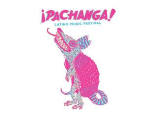 Pachanga Latino Music Festival logo 2015