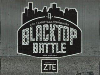 2015 Blacktop Battle presented by ZTE
