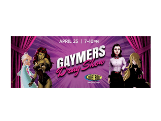 Houston Gaymers Drag Show 2015
