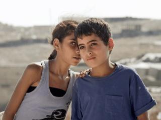 2015 Houston Palestine Film Festival: Transit Game