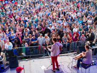 Justin Townes Earle at Untapped Fort Worth
