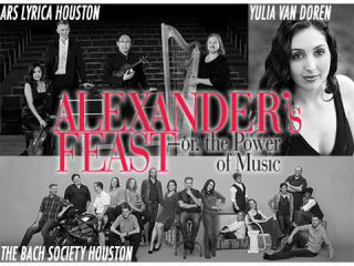 Ars Lyrica presents Alexander's Feast