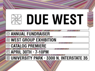 Due West_Big Medium_West Austin Studio Tour_2015
