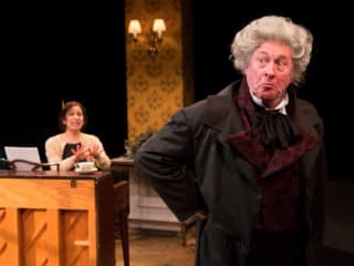 The Spiritualist at Stages Theatre