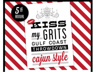 Young Texans Against Cancer presents Kiss My Grits