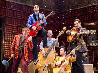 Million Dollar Quartet_Broadway_2015