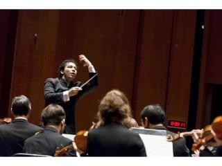 Houston Symphony conductor Andres Orozco-Estrada