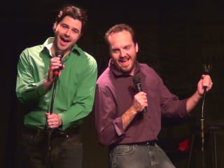 The Music Box Theater Presents The Luke and Brad Show