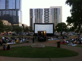 Movies in the Park_Austin event_Republic Square Park