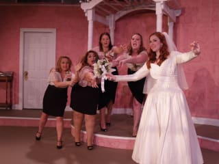 Pocket Sandwich Theatre presents Always a Bridesmaid