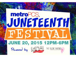 Juneteenth Celebration and Festival
