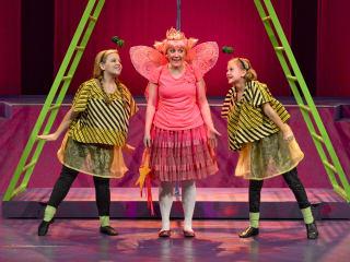 Dallas Children's Theater presents Pinkalicious