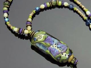 Kittrell Riffkind Art Glass Presents Jewelry Trunk Show