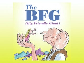 Dallas Children's Theater Presents Roald Dahl's The Big Friendly Giant