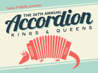 Texas Folklife Presents Accordion Kings and Queens Festival
