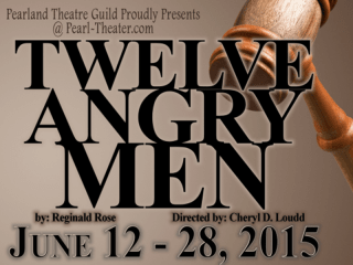 Pearl Theater Presents Twelve Angry Men