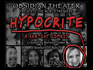 Obsidian Theater presents Hypocrite